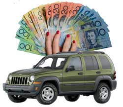 Cash For Jeep 4wds Trigg